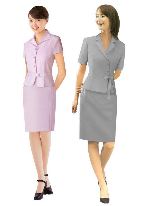 时尚女职业装1