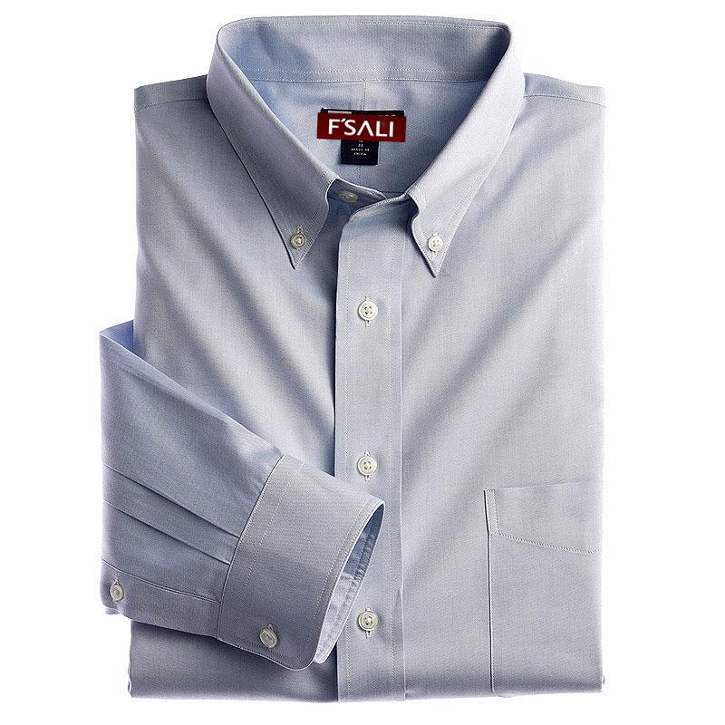 涤棉衬衫定做1