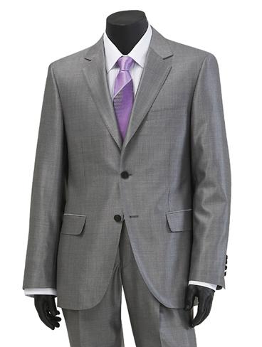 衬衫与领带的搭配技巧: