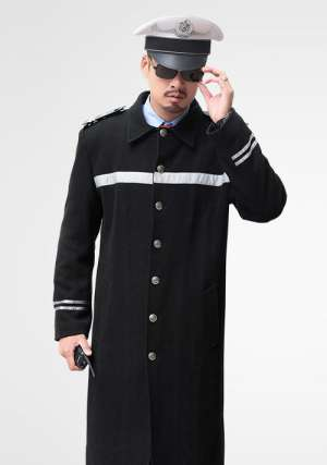 保安保暖大衣