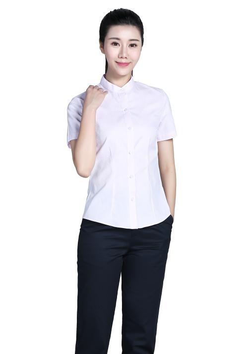 女士衬衫定做需要注意哪些问题?
