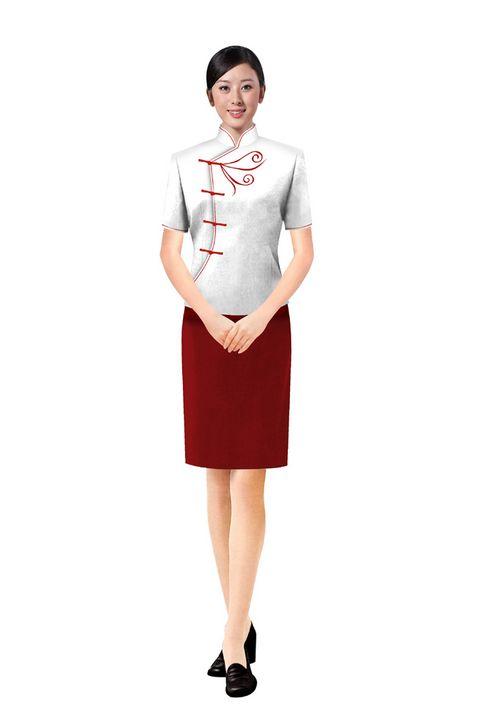 定制酒店制服晾晒的原则和清洗方法是什么?