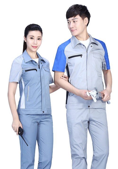 定制工作服中时尚元素受哪些要素的限制